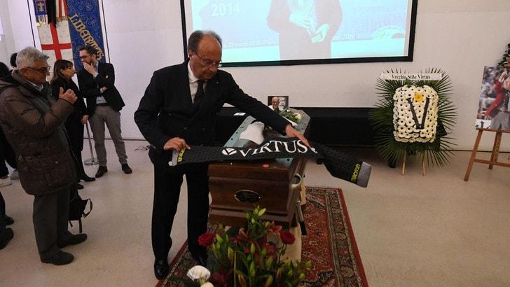 Basket, Bologna omaggia Alberto Bucci