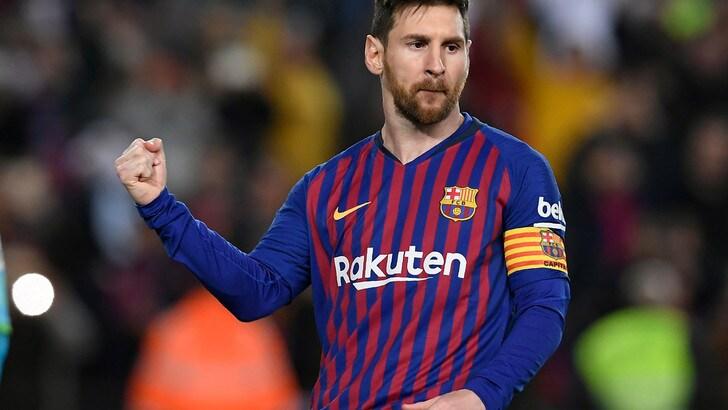 Champions: Barcellona-Lione, tutto facile per i blaugrana