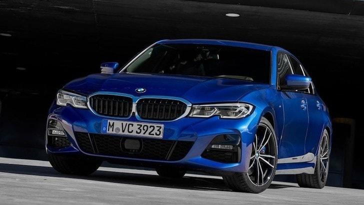 Nuova BMW M3: la
