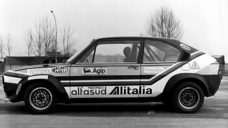 Un volume in edizione limitata per il Trofeo Alfasud
