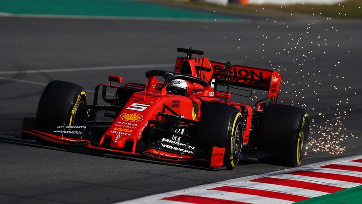 F1 Ferrari: a Melbourne si festeggiano i 90 anni della scuderia