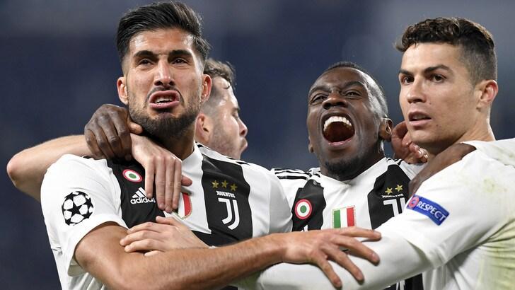 Champions League, Juve da leggenda: ora il trionfo vale 5,00