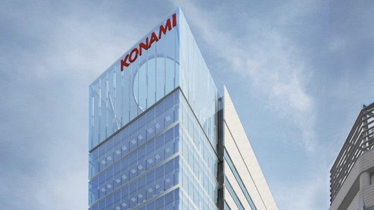 Konami: pronto il progetto di un palazzo dedicato all'esport
