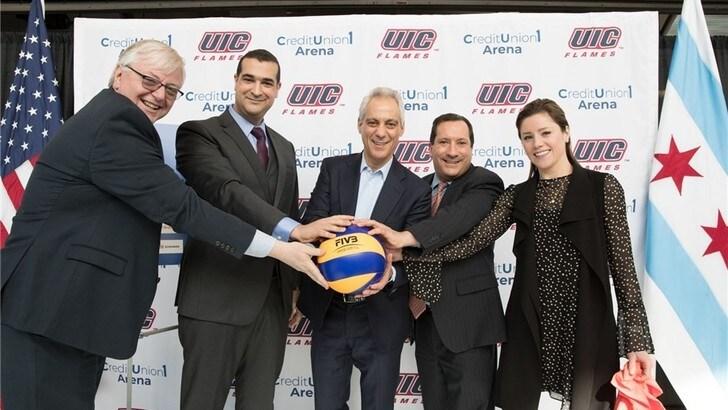 Volley: la Final Six della Volleyball Nations League maschile si gioca a Chicago
