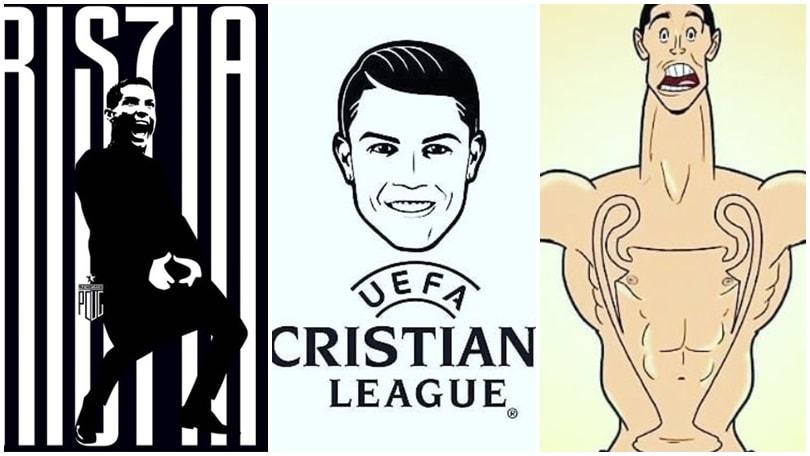 Cristiano Ronaldo mostruoso: il giorno dopo i social lo esaltano ancora