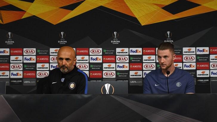 Diretta Inter-Eintracht Francoforte ore 21: le formazioni ufficiali e come vederla in tv