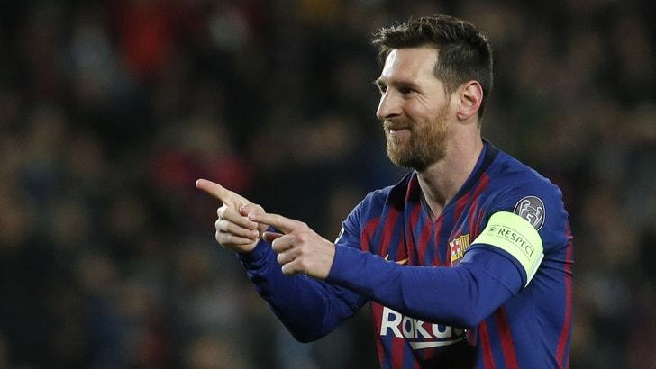 Juve, anche Messi esalta Ronaldo: «Cristiano impressionante»