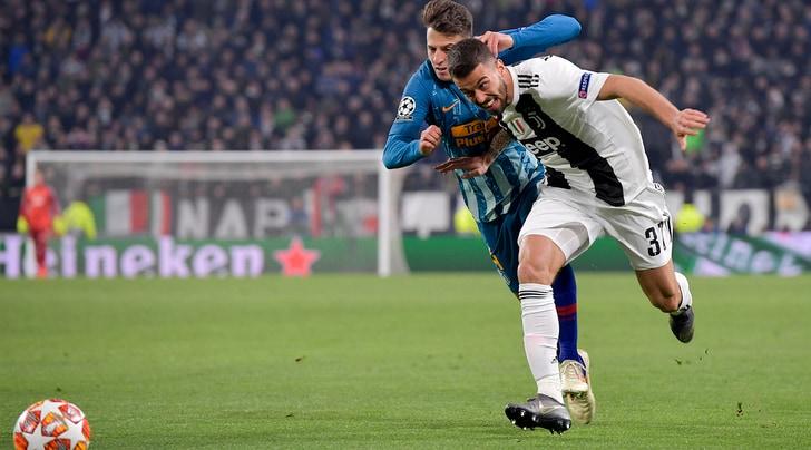 Juventus, il maestro Gasperini: «Stupito da Spinazzola? Per niente»