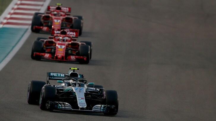 Formula 1: Classifica 2019