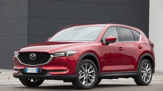 Mazda CX-5 MY 2019 Signature: Foto
