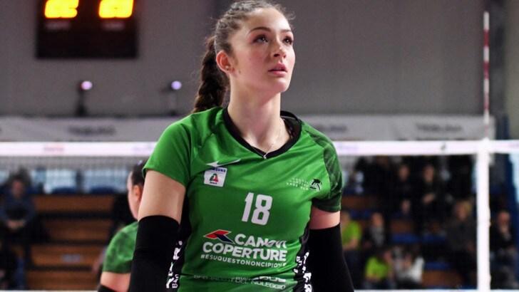 Volley: A2 Femminile, Sassuolo perde Federica Gatta