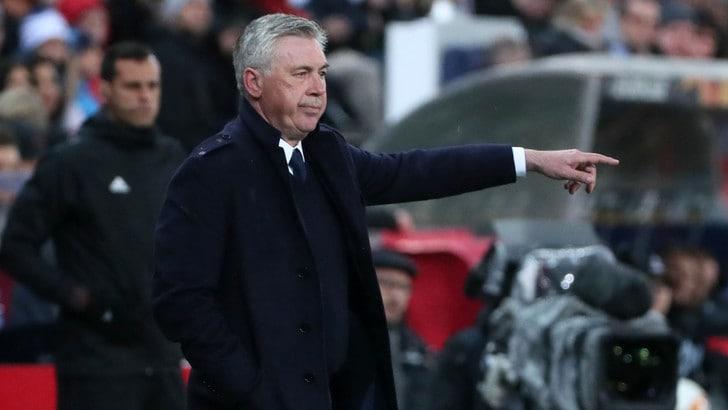 Napoli, Ancelotti: «Dopo il vantaggio di Milik, ci siamo accontentati»