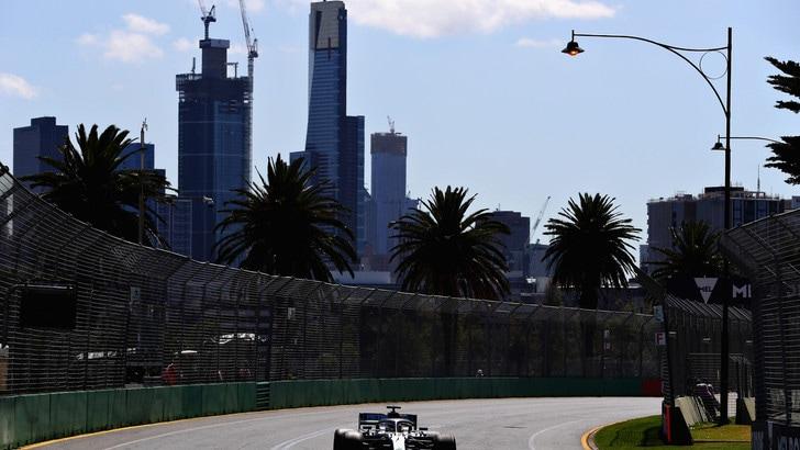 F1 Gp Australia, la Mercedes vola nelle seconde libere