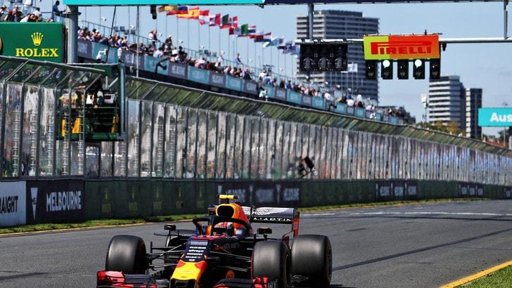 F1 Red Bull, Verstappen: «Alcune cose da migliorare»