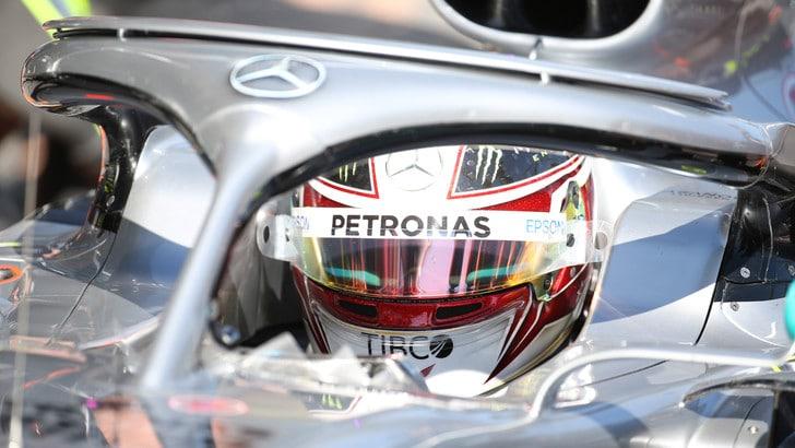 F1, Gp Australia: Hamilton in testa per la pole, Vettel insegue a 3,00