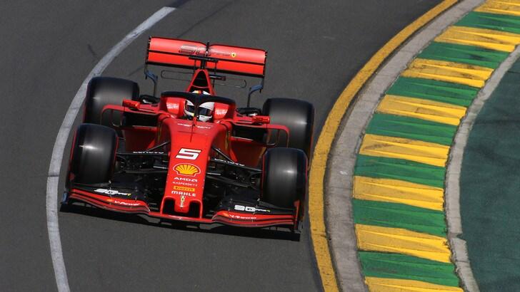 F1, Gp Australia: diretta qualifiche ore 7