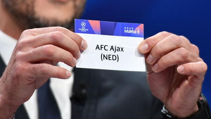 Juventus: tutto sull'Ajax, l'avversaria dei quarti di Champions