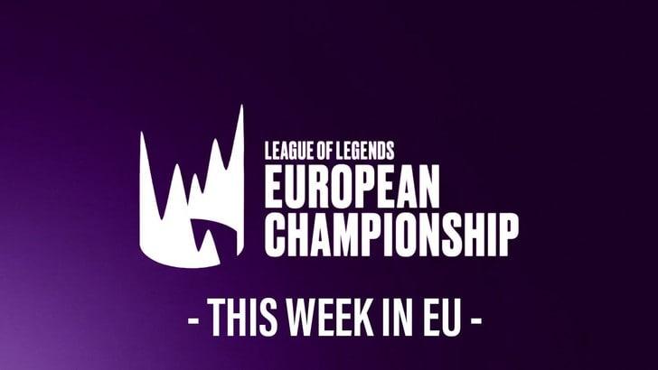 This week in EU - 8a giornata