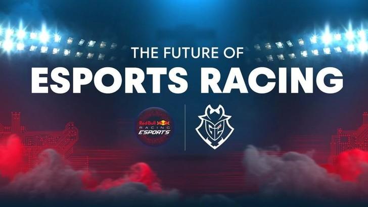 La Red Bull e i G2 eSports insieme: Nasce il Red Bull eSports Team