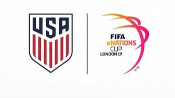 eNations Cup: anche gli USA presenti