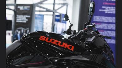 Suzuki Katana, a Milano la presentazione all'evento Smart City