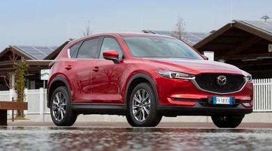 Mazda CX-5 MY 2019, il SUV mette in armonia uomo e macchina