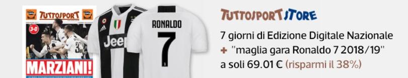 Juve-Atletico Madrid, dalla Spagna: errore della GLT sul gol di Cristiano Ronaldo