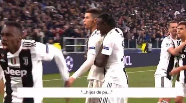AS: «Atletico, protesta alla Uefa per far squalificare Ronaldo»