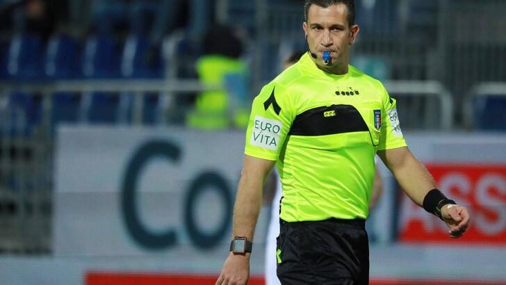 Serie A Juventus, dirige Doveri. Torino: Irrati. Calvarese per Sampdoria-Genoa