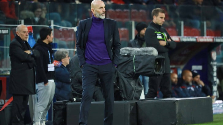 Serie A Fiorentina, Pioli: «Commessi troppi errori tecnici»