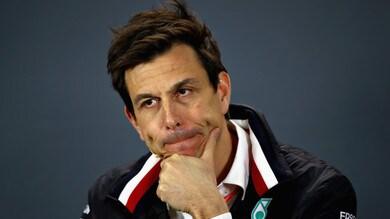 F1 Mercedes, Wolff: «La Red Bull lotterà per il titolo»