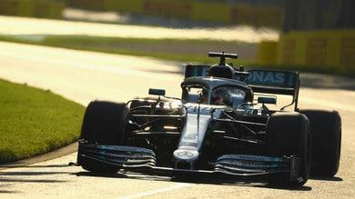 Formula 1, GP d'Australia: Vettel terzo. Hamilton parte ancora davanti a tutti