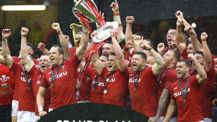 Galles, Grande Slam e trionfo al Sei Nazioni di Rugby