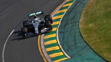 F1 Gp Australia: vittoria per Bottas, Vettel quarto