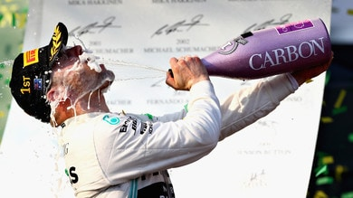 F1 Mercedes, Bottas: «È stata la mia gara migliore»