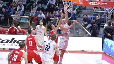 Basket Serie A2, a Ovest si riapre tutto. A Est non cambia nulla