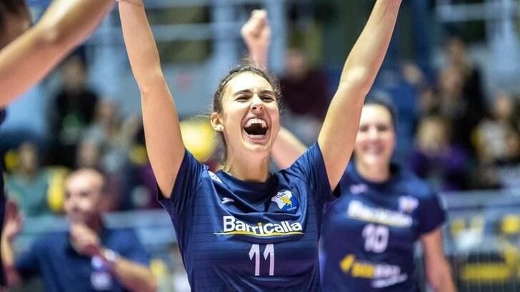 Volley: A2 Femminile, Trento che fatica ! la Barricalla scavalca Soverato ed è terza