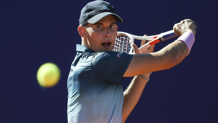 Tennis: Thiem e Andreescu, trionfi a sorpresa a Indian Wells