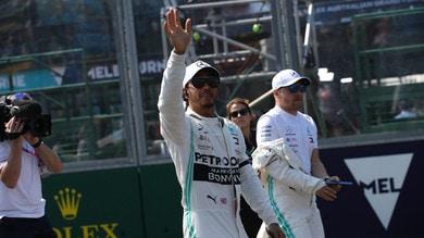 F1, super Mercedes: è dominio nelle quote costruttori