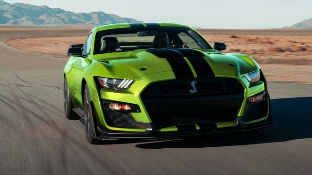 Ford Mustang MY 2020: Foto
