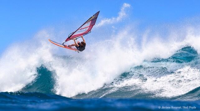 Windsurf Tour: Morisio in azione - FOTO