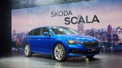 Skoda Scala RS, futuro ad alte prestazioni
