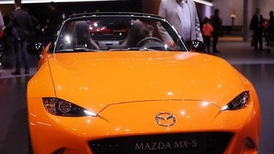 Video: Salone di Ginevra, Maxda MX-5