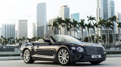 Bentley Continental GT V8: foto