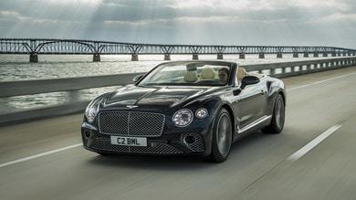 Bentley, turismo di lusso con Continental GT V8