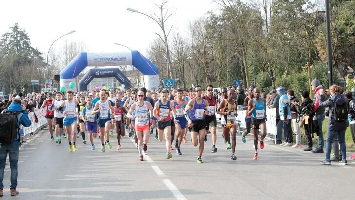 16^ Treviso Marathon: al via 36 senatori e campionato regionale veneto