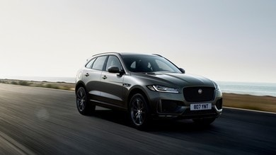 Jaguar F-Pace Chequered Flag e 300 Sport, serie speciali