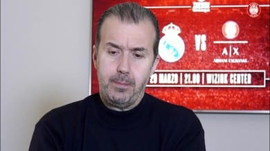 """Pianigiani: """"Madrid? Giocatori forti ed esperienza"""""""