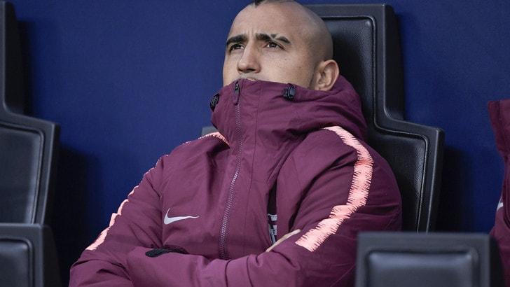 ADN Deportes: «Vidal, problemi al passaporto. Il Cile lo attende negli Usa»