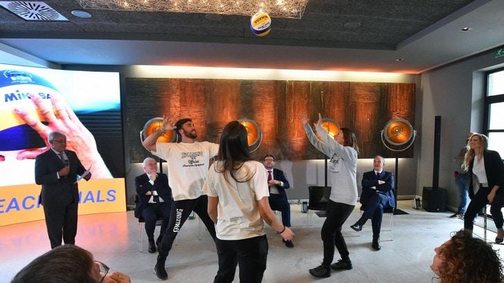 Beach volley: i Campionati del Mondo nel 2021 tornano a Roma